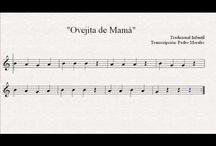 recorders / by Twyla Gange