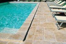 aménagement piscine creusée