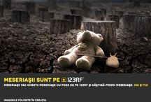 """Creative Contest """"Stop deforestation"""" - Gallery / artworks created using pictures selected from www.123rf.com"""