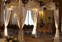 Wedding Canopy / Chuppah Inspiration / #Wedding #canopy and #chuppah examples for your #event or #wedding #reception ! #DIY #Inspiration #Ideas
