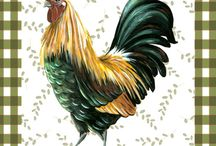 Hens & Roosters