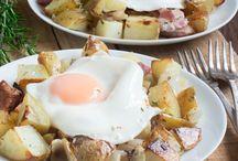 Potatoes / Potato recipes, recipes which include potatoes and recipes which go well with potatoes