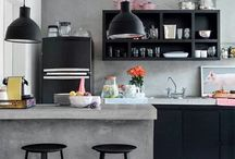 HOME | STYLING | KITCHEN & DINING / by Angela // Great Body & Skin