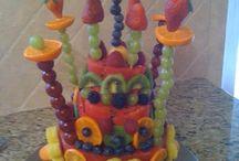 smakołyki z owoców