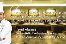 Kitchen Heroes / In this ever-evolving culinary odyssey, we see great chefs out-performed themselves day after day and we ask ourselves, what makes them such great chefs?  We might have the answer to your question
