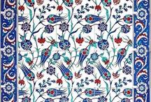 Turkeys pottery art