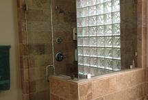 Tiled Showers / by Primitive Thymes