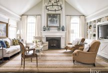 Vaulted Ceiling Walls