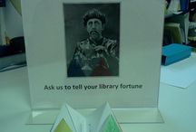 Display Ideas (Interactive & Informative) / by Lone Star College Atascocita Library