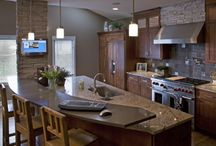 Kitchens / by Beth Willey