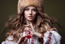 Ukrainian Heritage / by Angie Evans