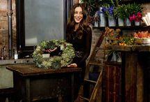 Flowers & shops