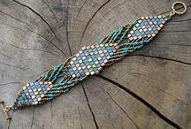 Inspiratie - brick stitch
