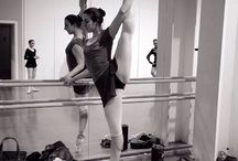 Ballet / And those who were seen dancing were thought to be insane by those who could not hear the music.