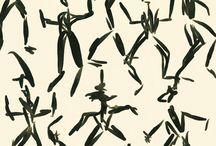 David Dahan, quickdrawing / dessin rapide, illustrations