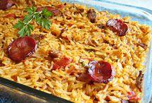 só arroz