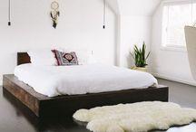 Room - Industrial bedroom