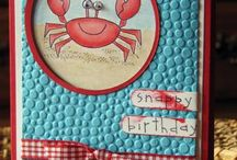 CARDS - Stampin UP! / by Jeanette Cloyd