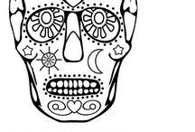 Skull Design / by Yesenia Figueroa