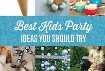 Idei petreceri