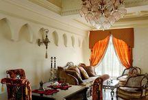Арабский (восточный) стиль