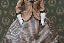 Dress French fashion