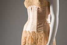 A2 TEXTILES PERSONAL STUDY - WOMENS UNDERWEAR THROUGH TIME / A study of the history of womens underwear and corsetry