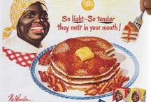 Aunt Jemima & mommy / by miho