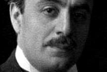 Kahlil Gibran. The poet of THE PROPHET