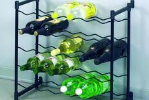 Wijnrekken / Handige wijnrekken, van klein tot groot