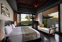 Balinese bedroom
