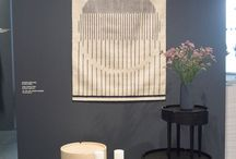 Cologne Fair IMM 2016 / Cologne furniture fair IMM 2016, designed by Jeanette Holdgaard for WOUD