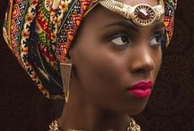 head wrap: the African way