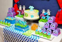 Blue's Clues Party: Jack's 1st Birthday
