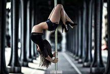 Pole Dance Shoot
