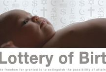 The lottery of birth(2013)