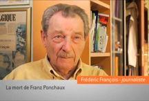 Franz Ponchaux, mon Parrain