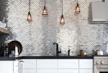 Krazy Kitchens / Admit it. Food is everything. The kitchen is the place where we can freely experiment with whatever type of food we please. Echo Business Solutions beautiful, eccentric kitchen ideas will have you running to Home Depot for a KRAZY new remodel.