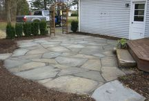 Yard Art (Floors, Patios & Decks) / by Sandra Poag