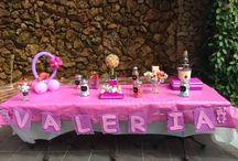 Mesas dulces para eventos. / mesas dulces