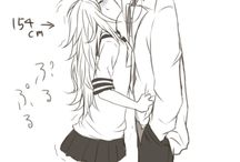 Manga & Anime Couple