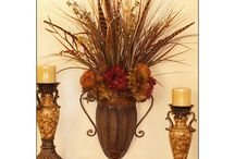 Floral arrangements  / by Amy Mitchell
