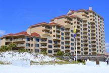 Tops'l Resort: Beach Manor / Beach Manor, located on the Tops'l Resort, sits closer on the beach than many other buildings in Destin. Enjoy the sparkling blues and greens of the Gulf of Mexico at your doorstep in our two and three bedroom condos. You'll be able to relax in high-class style in a gated, secured resort. You'll be minutes away from Destin's best shopping spots, fine dining, and all area attractions.
