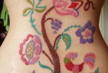 """needle arts tattoos / Disclaimer: These are just """"PINS"""". I don't claim copyright or ownership of any content on this board. / by Zulema Skye"""