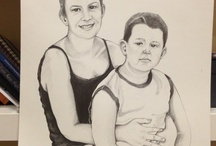 Drawing, black & white  / Xxx
