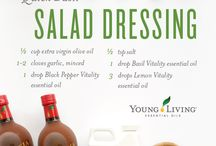Young Living Essential Oils for Healthy Living!