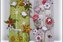 Created with JOFY products / projects created using JOFY stamps, stencils & Fresco Finish paints (made by www.PaperArtsy.co.uk )