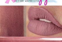 Pucker Paints / Darling Girls liquid to matte lipstick.