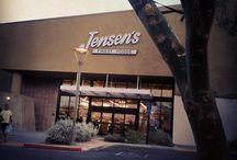Jensen's Store Locations