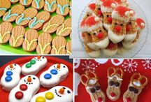 Christmas finger foods / by Lory Tarver